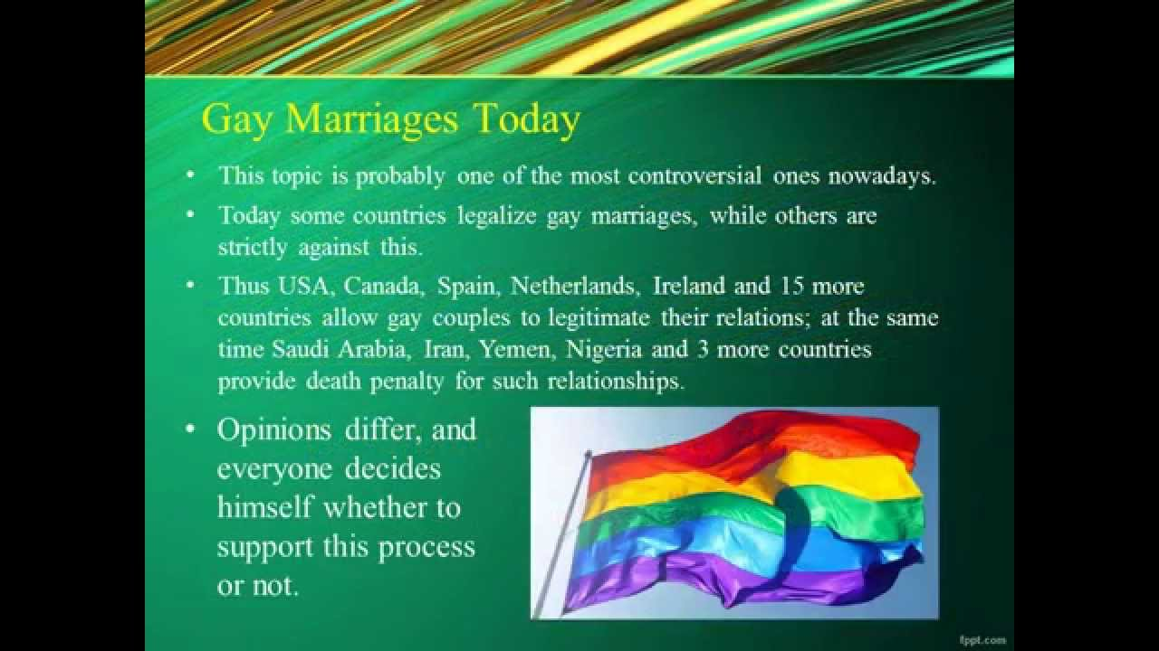 gay marriage research paper gay marriage research paper