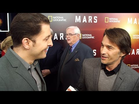 Olivier Martinez at the