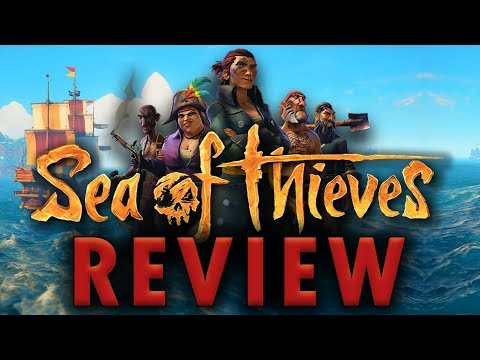 THE SEA OF THIEVES REVIEW!