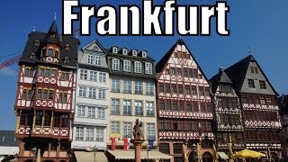 FRANKFURT IN ONE DAY