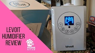 Levoit Humidifier Review - Warm & Cool Mist Humidifier Under $100