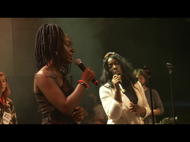 Jasmin & Blessing - For your glory Live @ Unplugged 2019 | 2. Chance Saarland