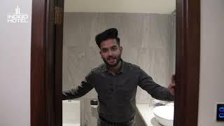 Mujtaba Hashmi Vlog | Best hotel in Lahore | Mujtaba in Indigo Hotel