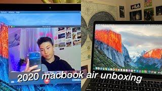 2020 Macbook Air Unboxing