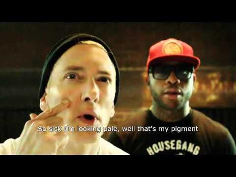 "Rap Critic: ""Berserk"" by Eminem"