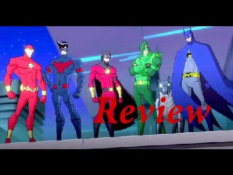 Anirew Batman Unlimited Animal Instincts Animation review