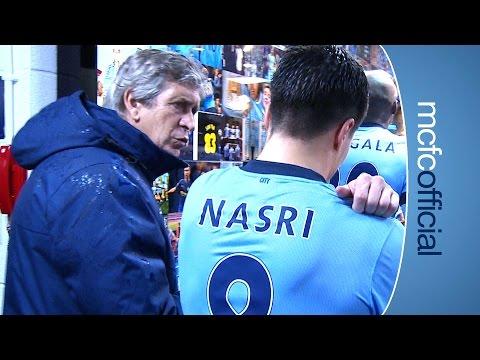 City 3-2 Sunderland | TUNNEL CAM | Barclays Premier League 14/15