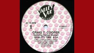 Craig T. Cooper - Quality Time