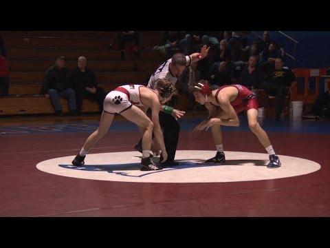 1-4-16 High Point vs. Lenape Valley Wrestling
