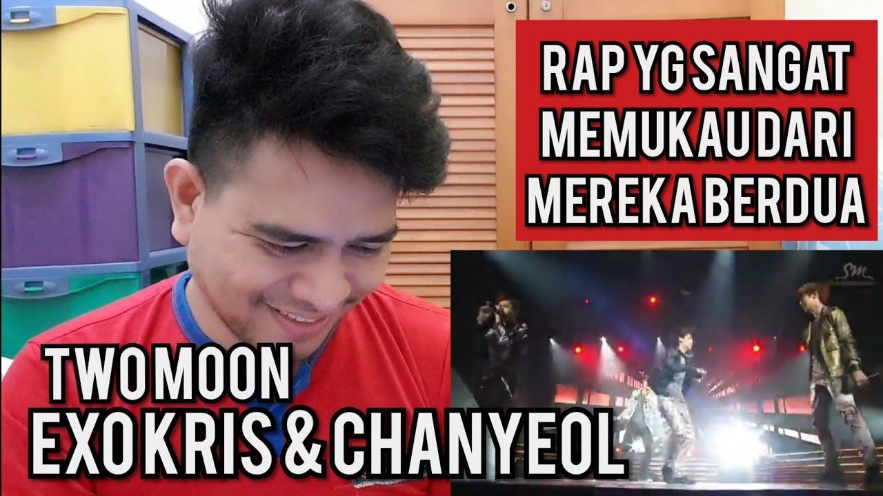 EXO KRIS & CHANYEOL - TWO MOON | EXO show case in Seoul (Reaction)