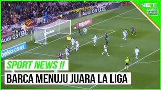Download Video Barcelona Kokoh Dipuncak Klasemen La Liga Spanyol - NET. JATIM MP3 3GP MP4