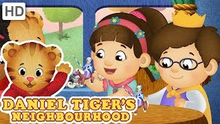 Daniel Tiger - Let's All Get Along! | Videos for Kids