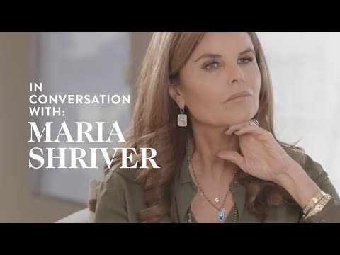 Maria Shriver and Christina Schwarzenegger: On The Rise of Adderall | goop