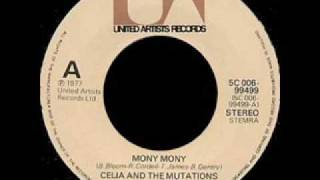 CILIA AND THE MUTATIONS - MEAN TO ME (STRANGLERS BACKING CELIA)