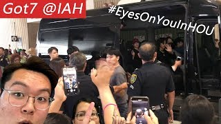 GOT7 arrival in Houston 2018 #EyesOnYouInHOU MP3