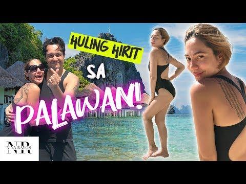 LAST HIRIT SA PALAWAN AT ANG ACTING AUDITION NI SKY! (PWEDE NA MAGARTISTA? HAHA ) | Nina Rayos 💋