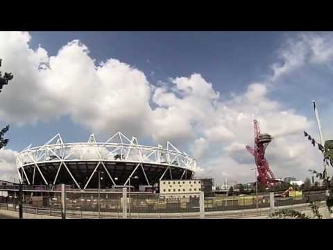 GoPro - Olympic Stadium pan
