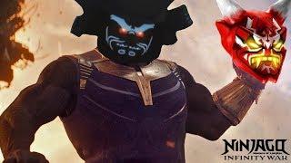 Avengers Infin-oni war |  Ninjago SOG [Mashup] Trailer