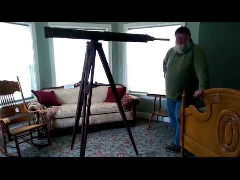 living-estate-sale-preview---hydesville---part-1-telescope---royal-scotsman-auction