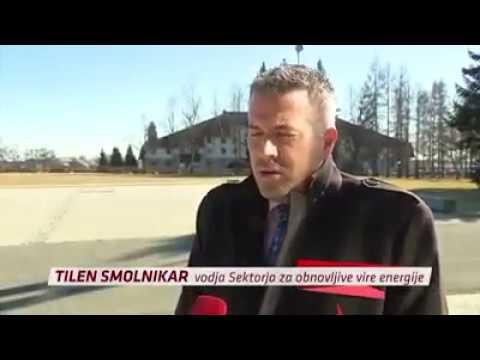 Tilen Smolnikar - Vodja Sektorja Za Obnovljive Vire Energije