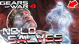 GEARS OF WAR 4 - QUE PASA SI NO SALVAS A MARCUS FENIX? | EASTER EGG PROHIBIDO