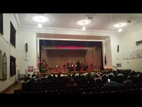 Binford Middle School Winter Concert pt. 3