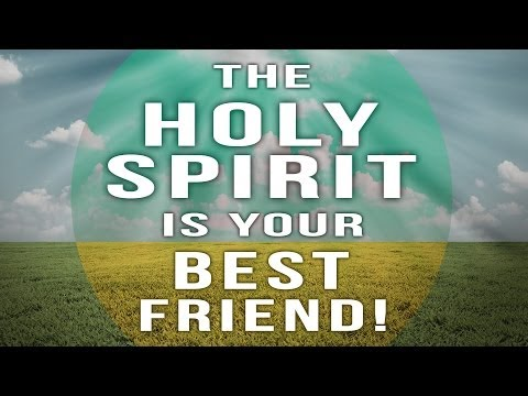 John Bevere | The Holy Spirit Is Your Best Friend! | It's Supernatural with Sid Roth