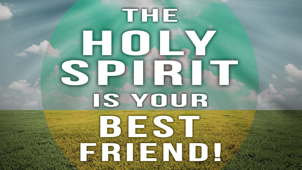 intimacy with the holy spirit