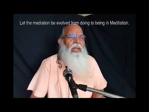 Meditation Session 1 of 6 @ Sri Lanka Retreat 2017(English)20170912 070033 NR YT