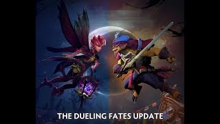 [Merlini's Patch Analysis] Dota 2 - 7.07, Dueling Fates