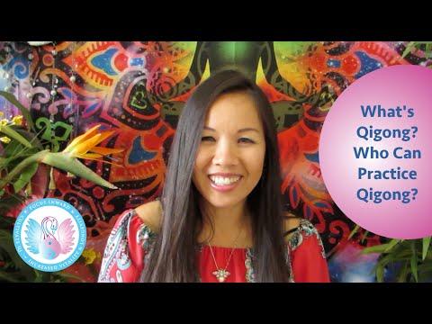 What's Qigong? (Chi-Gong) Who can practice Qigong?