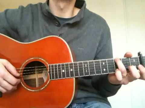 How to play don't think twice, it's alright - Bob Dylan (1 of 2)