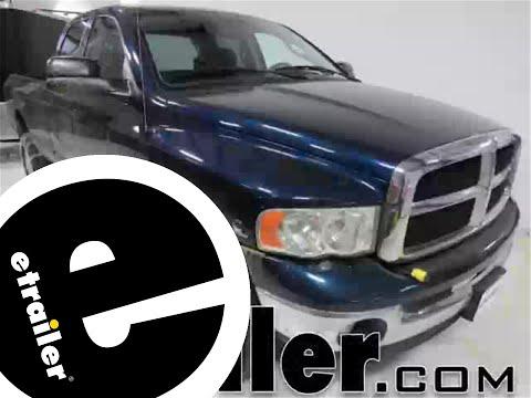 Etrailer   Glacier Twist-Link Snow Tire Chains Review - 2003 Dodge Ram