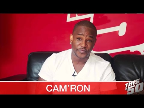 Cam'ron Speaks on Ending Issues With 50...