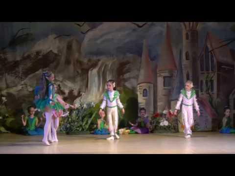 """Детский балет """"Дюймовочка"""". Добрая Фея"""