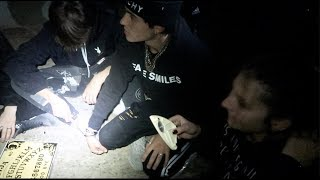 OUIJA Board at The DEVILS Gate ft. Tik Tok stars *HAUNTED*