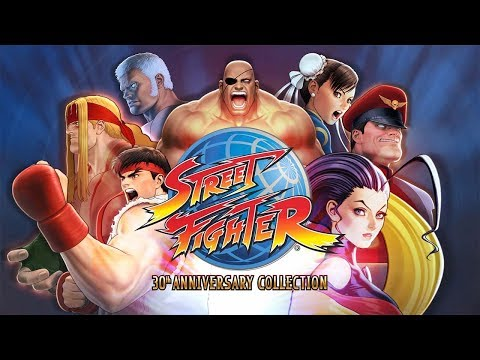 Street Fighter 30th Anniversary Collection – Launch Trailer