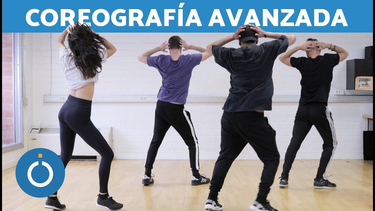 Coreografía Hip Hop Paso A Paso Nivel Avanzado Youtube