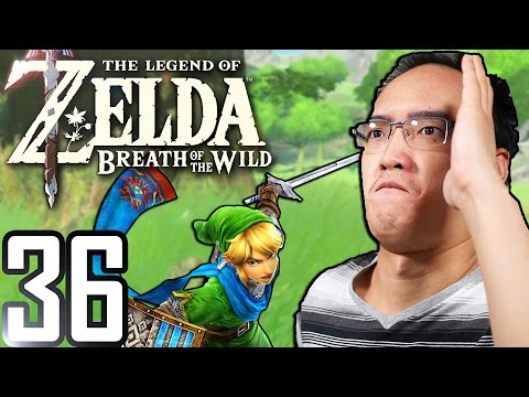 LA FORÊT MYSTÉRIEUSE ! | The Legend of Zelda Breath of the Wild #36