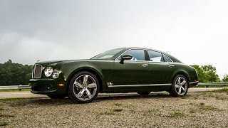 Bentley Mulsanne Speed 2016 Car Review