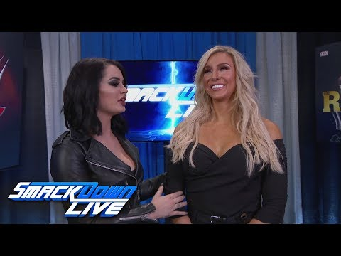 Will Charlotte captain Team SmackDown at Survivor Series?: SmackDown LIVE, Oct. 30, 2018