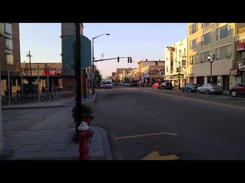 Street scene 48th St and Bergenline Avenue