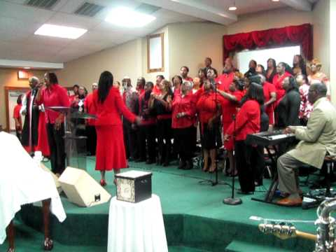 Voices Of The Kingdom Of Tha Body Of Christ Church Jackie Leonard Lead