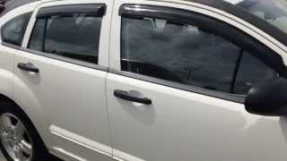 Dodge Caliber 2007 SXT White