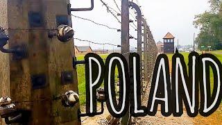 My trip to Poland - Auschwitz Birkenau