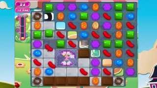 Candy Crush Saga Level 750 SUPER HARD  2 stars