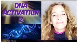 Activation Guided Meditation -12 STRAND DNA LIGHT COMMUNICATION  -  INITIATE  MULTI-DIMENSIONALITY-