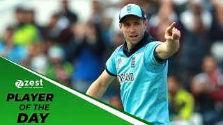 Player of the Day: Chris Woakes