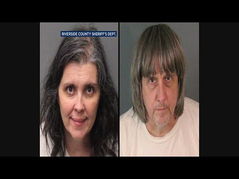 CA Couple Arrested For Holding Children Captive