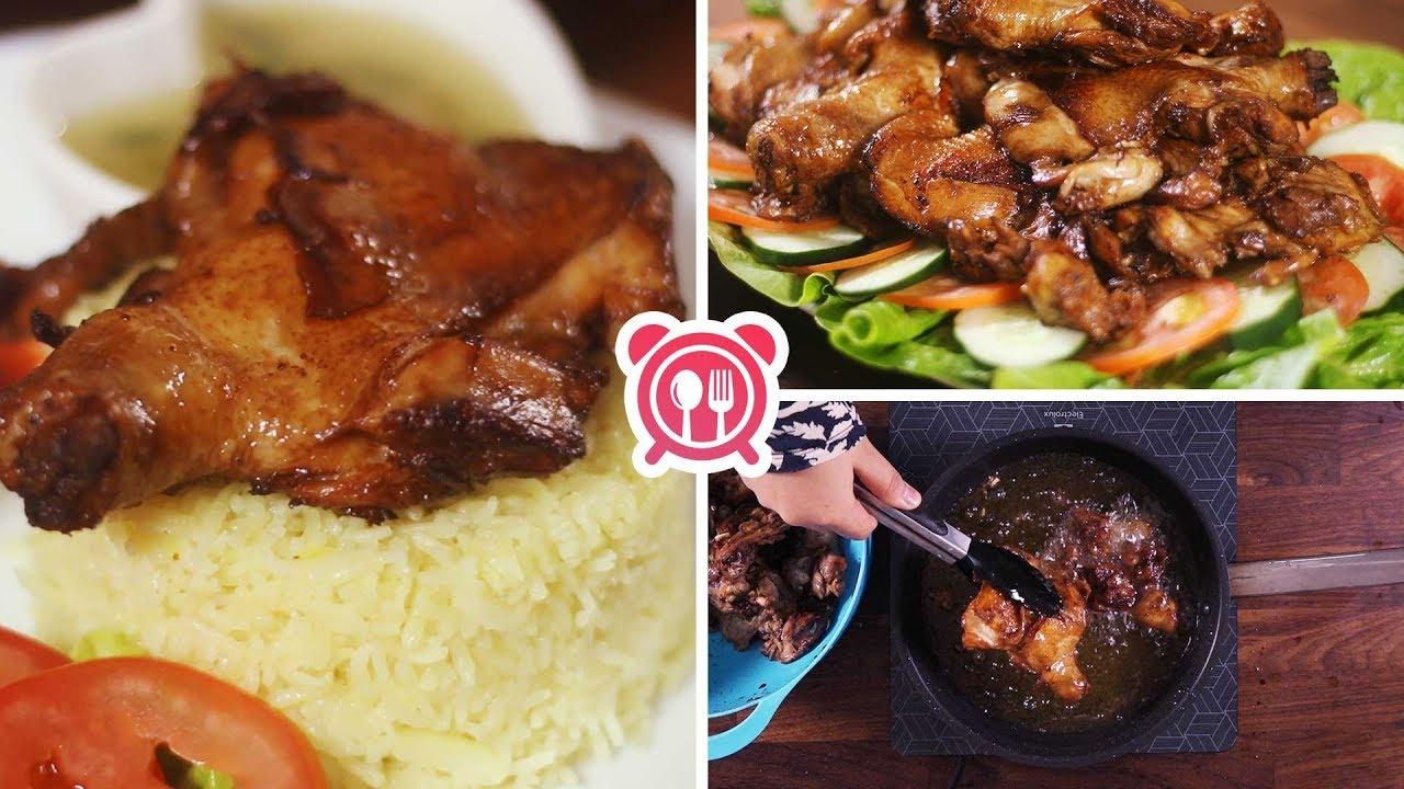 Resepi Nasi Ayam Hainan Noxxa - Yuxuan-ism